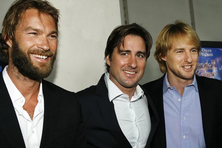 hermanos Wilson: Andrew, Luke y Owen