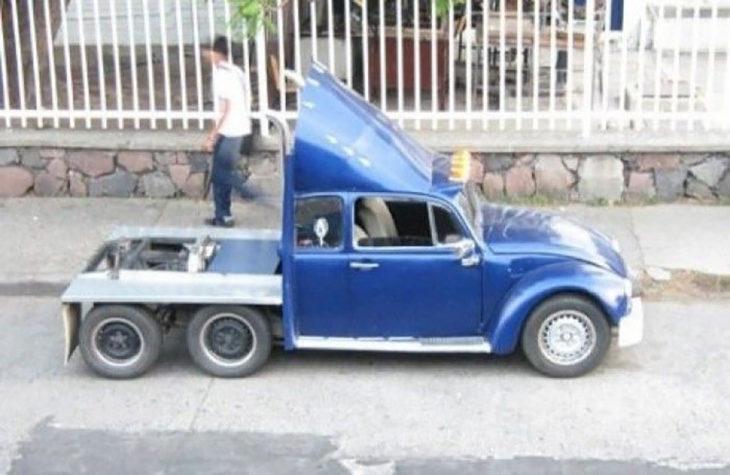 bochito en forma de trailer