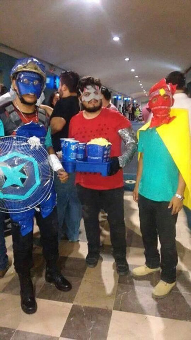 avengers latinos