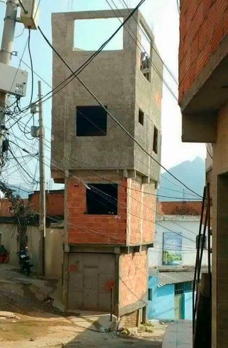 casa mal construida
