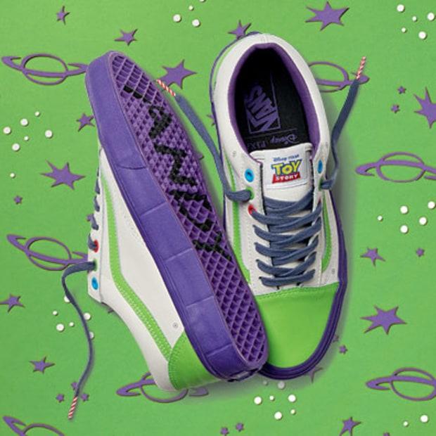 tenis de buzz lightyear