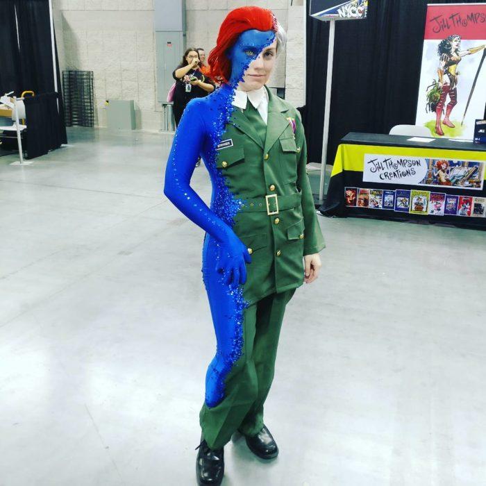 cosplay de mystique