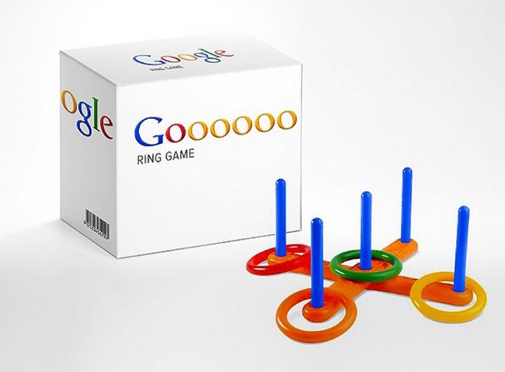 juego de anillos google