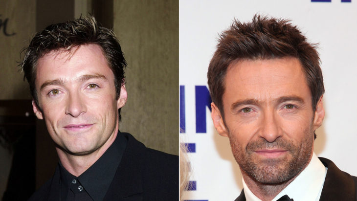 hugh jackman antes y después