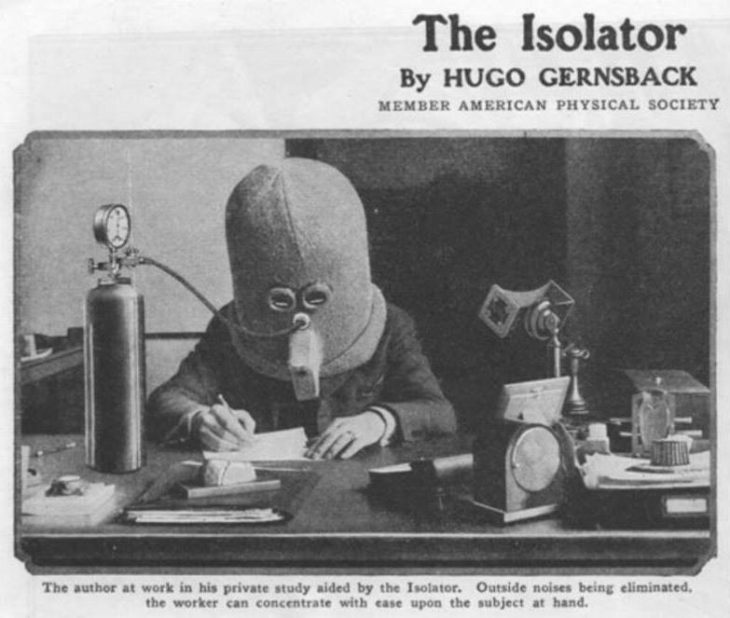 isolador antiguo