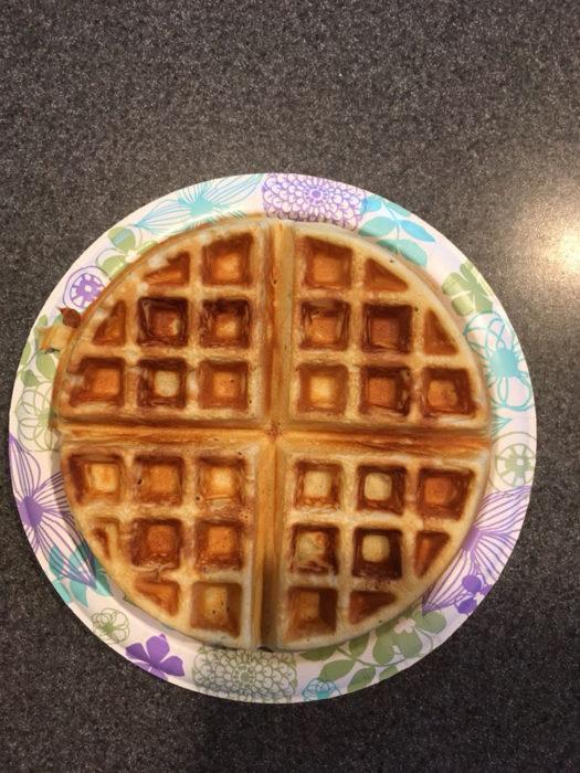waffle perfecto
