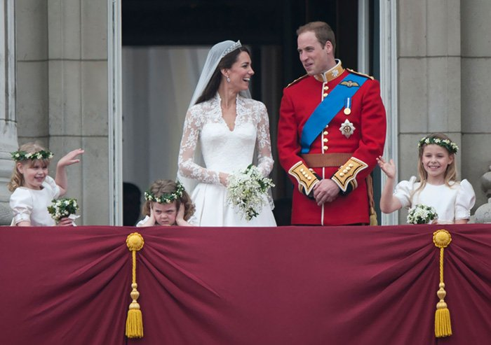 boda de príncipes de inglaterra