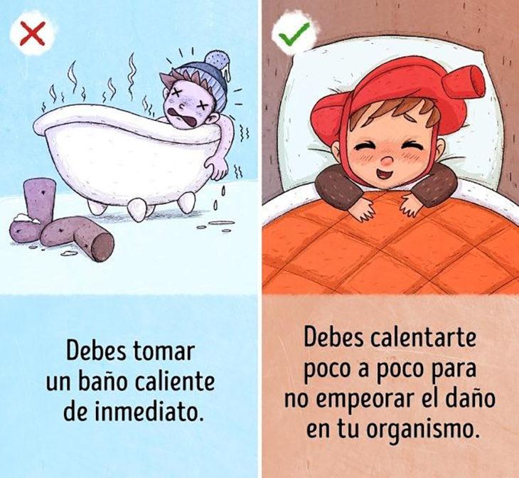 ilustración resfriado