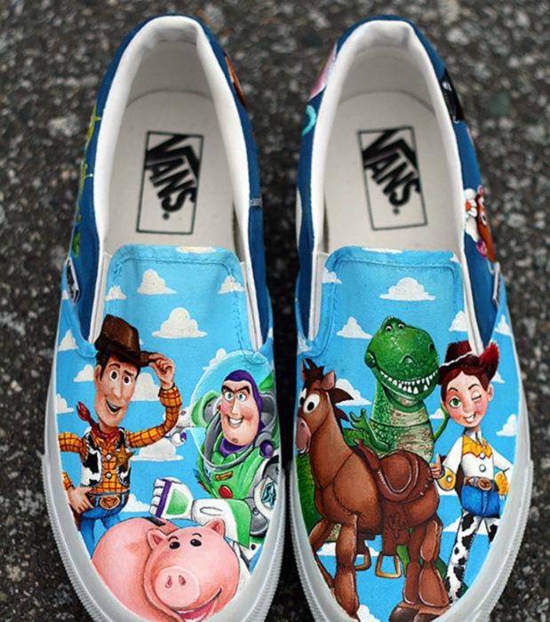 Vans Toy Story Slip On salon