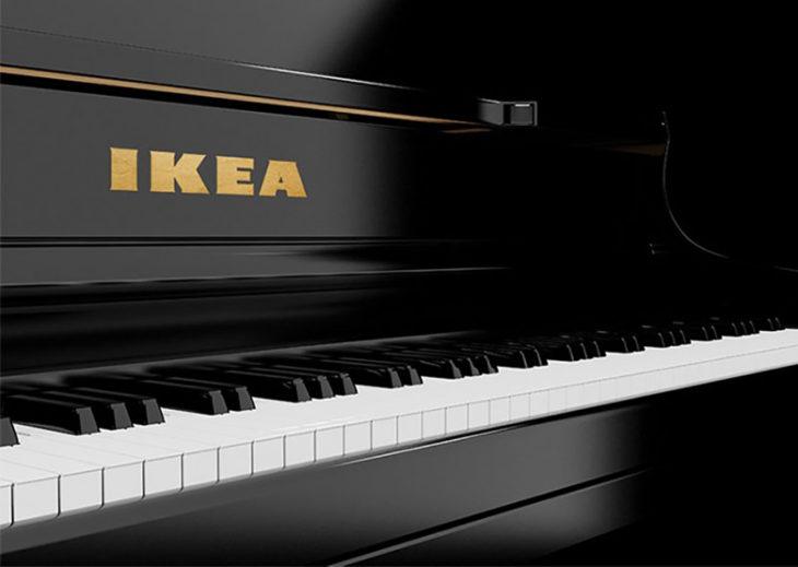 piano marca ikea