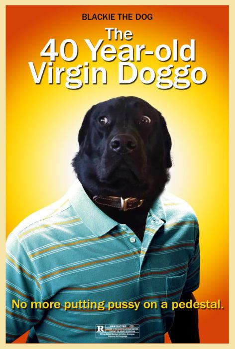 Batalla PS - Perro virgen a los 40