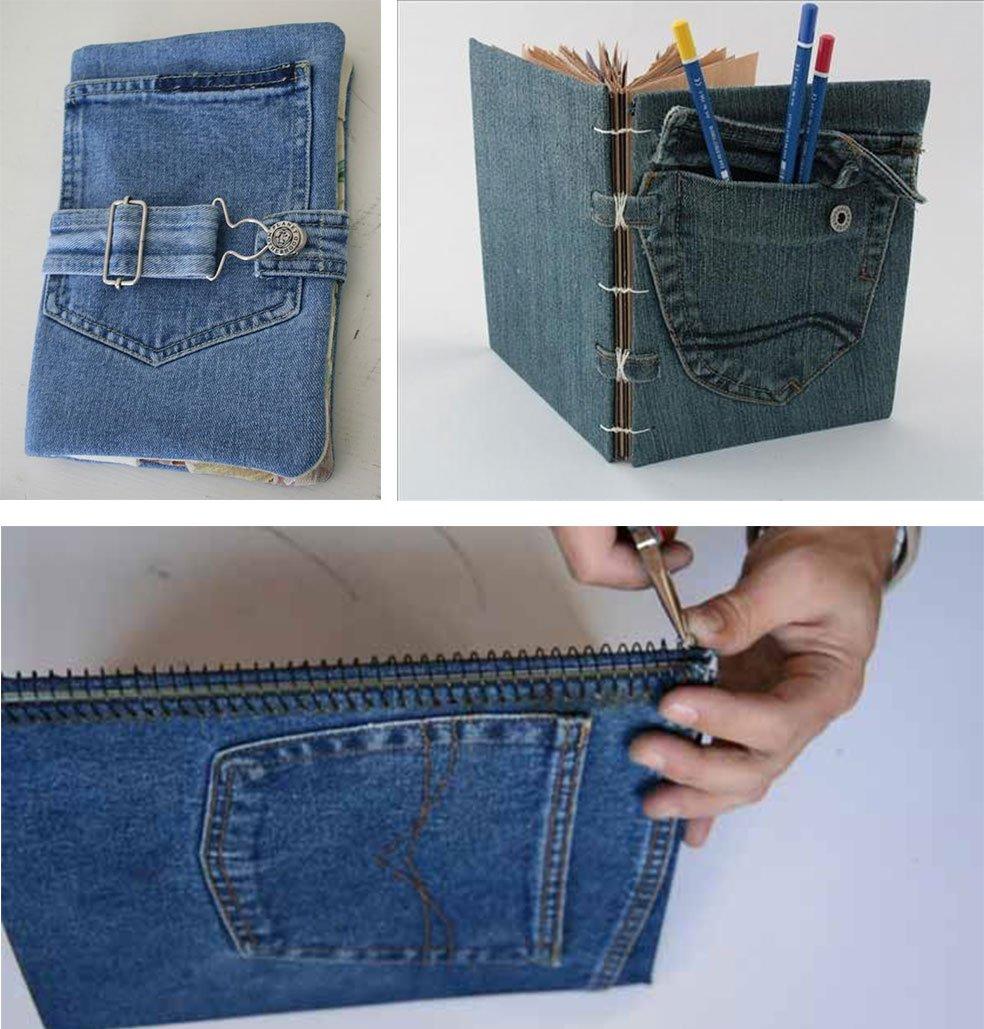 4fc4af13be 20 Ideas geniales para que recicles tus playeras y jeans