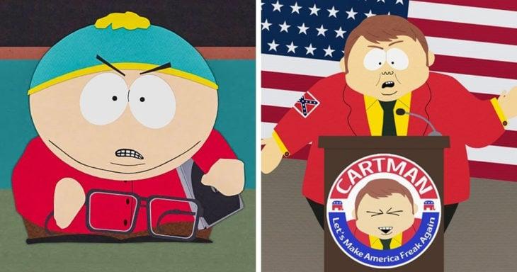 Cartman de político