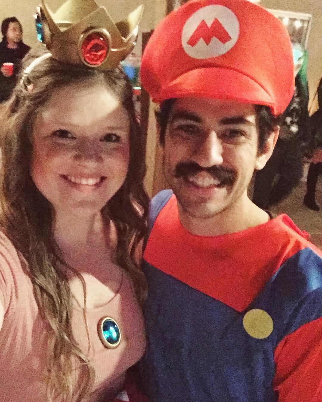 20 Disfraces de pareja para lucirse este halloween 2016
