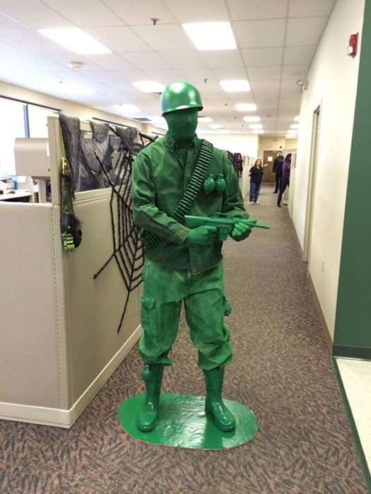 Disfraz soldado de juguete