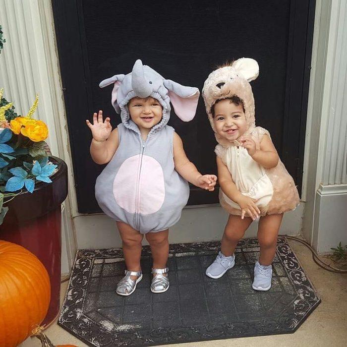 Disfraces niños elefante