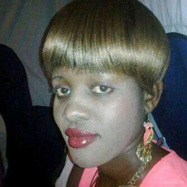 Fails maquillaje - mujer con harina en la cara