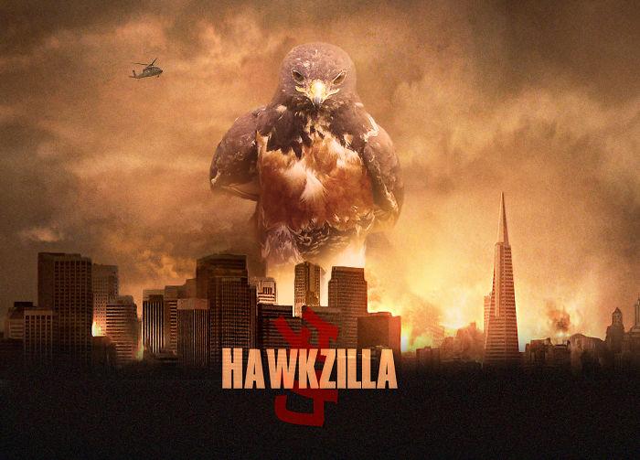 Halcón Batalla PS - hawkzilla