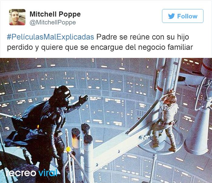 Peliculas Mal Explicadas - Star Wars