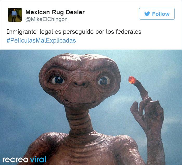 Peliculas Mal Explicadas - ET