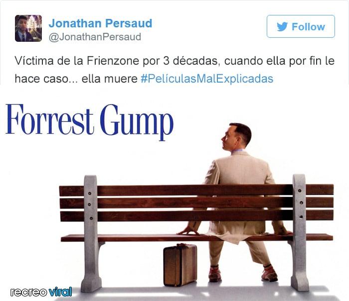 Peliculas Mal Explicadas - Forrest Gump