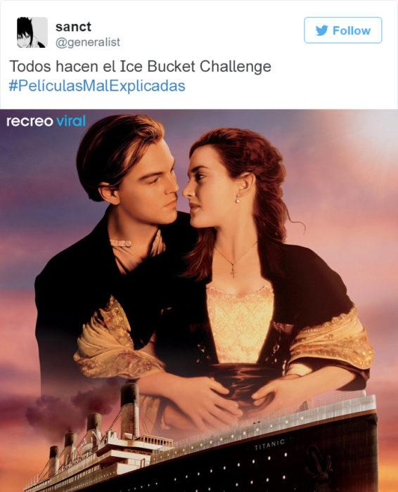 Peliculas Mal Explicadas - Titanic