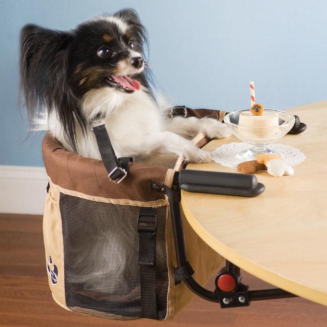 Productos perros - asiento para la mesa para perros