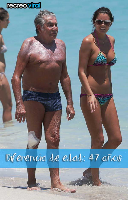 Amor o dinero - Roberto Cavalli y Lina Nilson