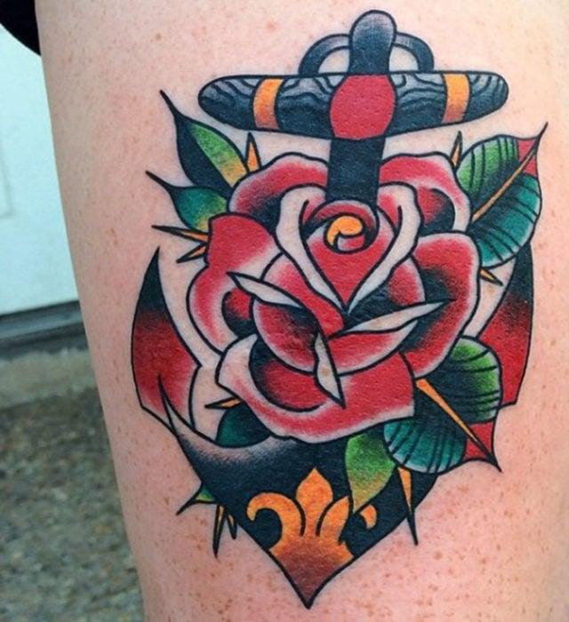 tatuajes que cubren cicatrices