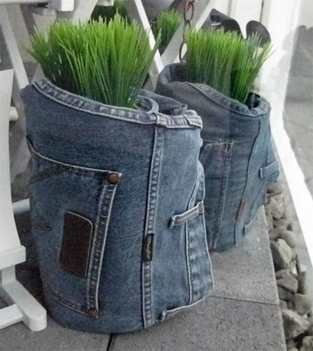 20 Ideas Geniales Para Que Recicles Tus Playeras Y Jeans