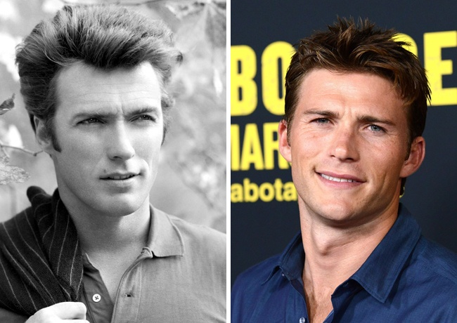 Clint Eastwood y Scott Eastwood
