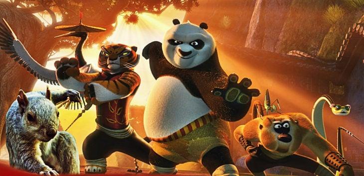 kungfu panda ardilla