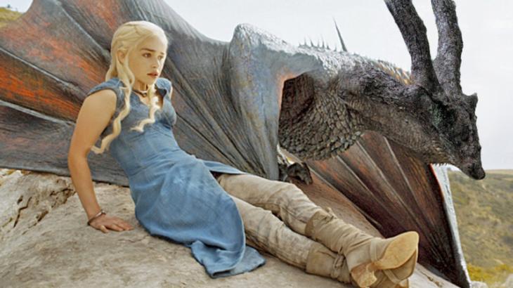 reina dragones
