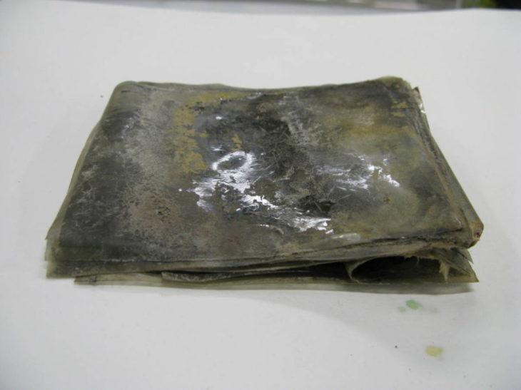 Negativos de nitrato de celulosa de hace 100 años