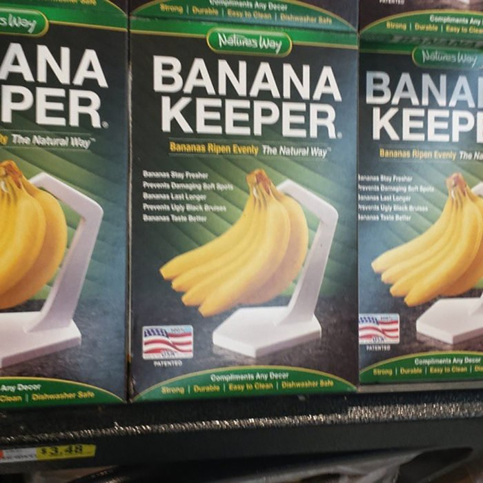 soporte para bananas
