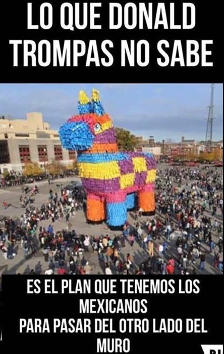 piñata gigante