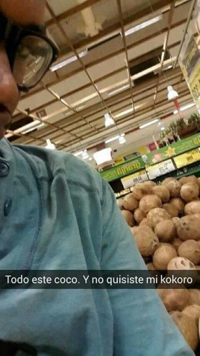 Snapchat historias de amor - tantos cocos