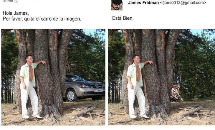 mástertroll edita a una mujer haciendo del baño en un bosque en lugar de un carro