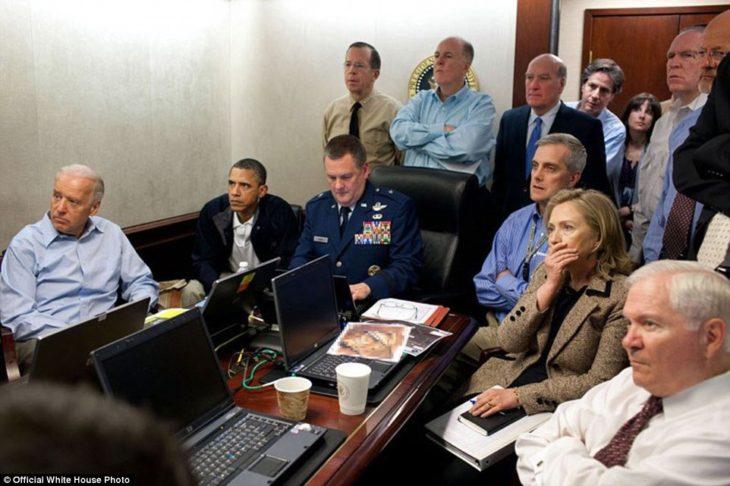 Obama y seguridad nacional planean matar a Osama Bin Laden