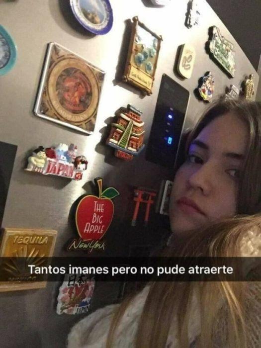 Historias Snapchat - tantos imanes