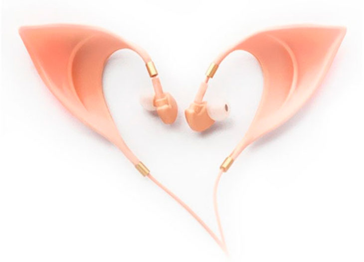 Audífonos de duende
