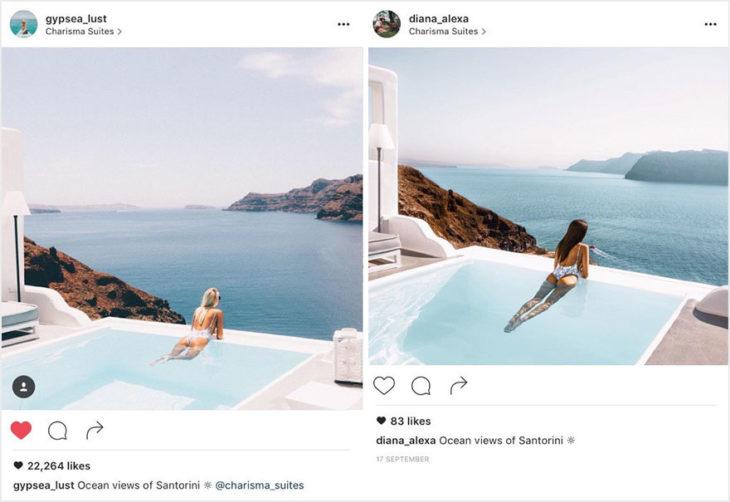 Blogueros instagram copia - Foto en suite Charisma