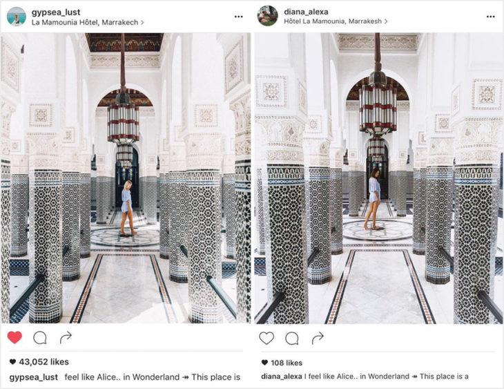 Blogueros instagram copia - Foto en Hotel Mamounia