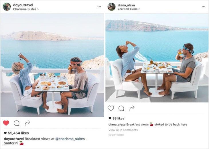 Blogueros instagram copia - un desayuno con vista