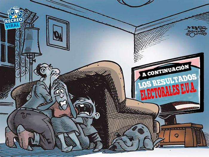 Programación de terror en la tv