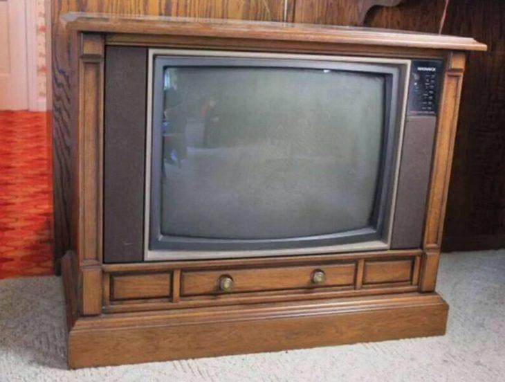 Televisión vieja