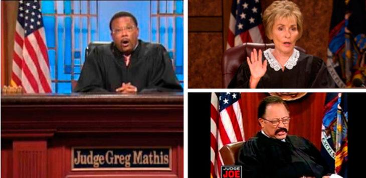 Jueces que establecen el orden