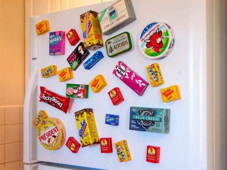 Imanes para refrigerador