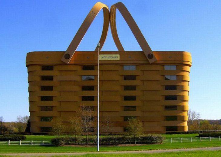 edificio de la cesta