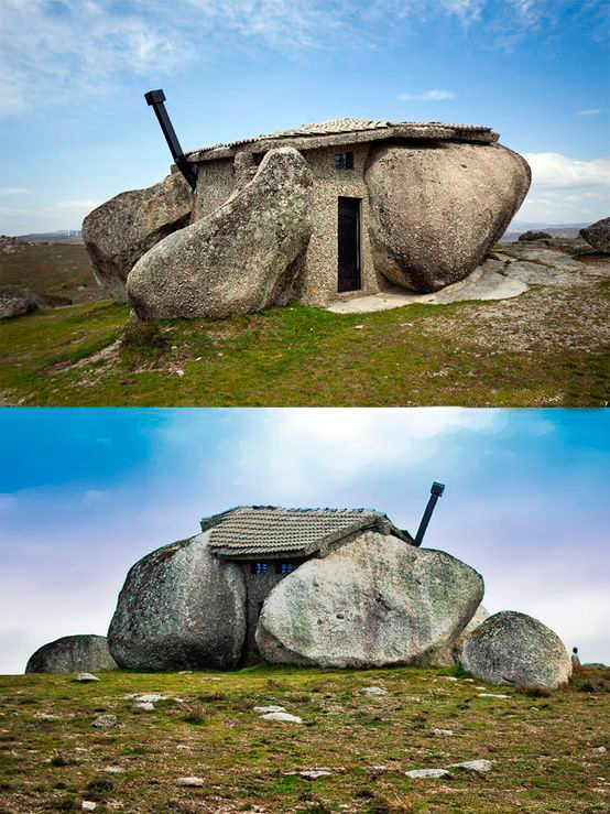 Las 15 construcciones más extrañas, creativas y originales de todo ...